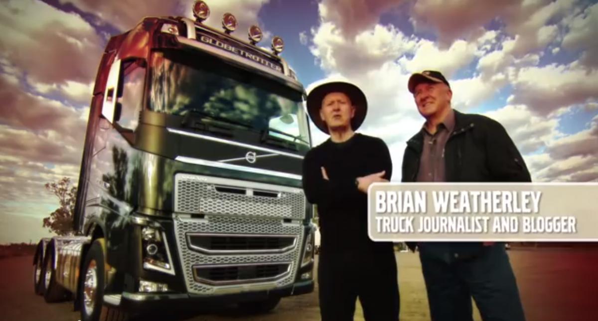 Brians Truck Report