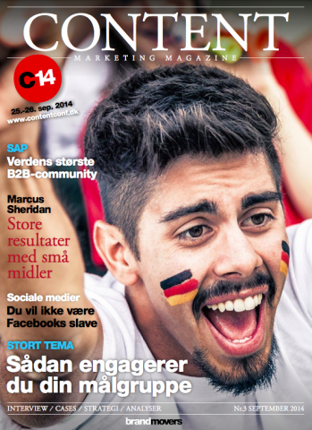 Content Marketing Magazine #3