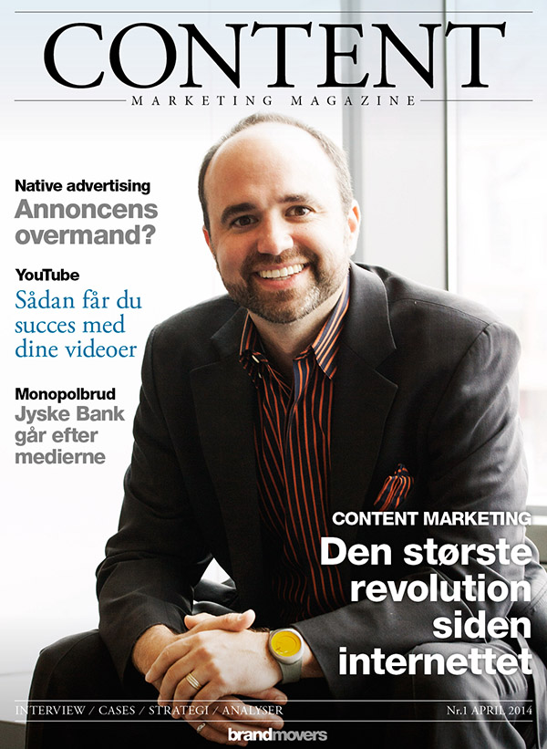 Content Marketing Magazine #1