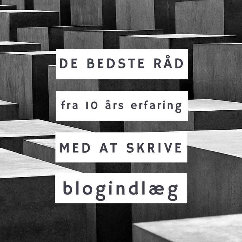 Bliv superblogger: 32 tips til hvordan du blogger bedre