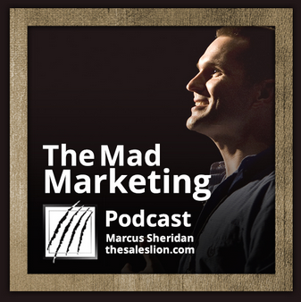 Mad marketing med Marcus Sheridan