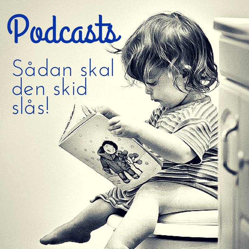 Tre fantastiske podcasts