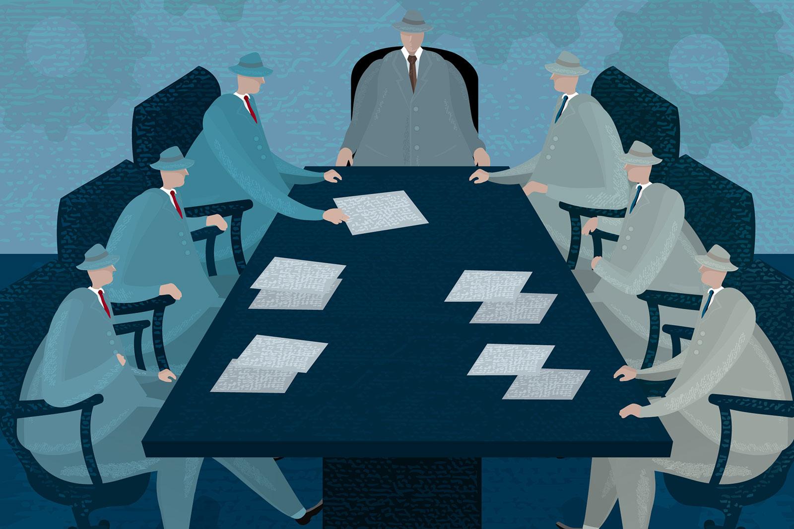 Analyse: Indhold sætter sig for bordenden