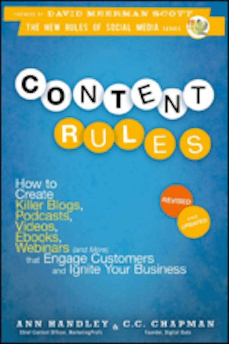 Content Rules af Ann Handley