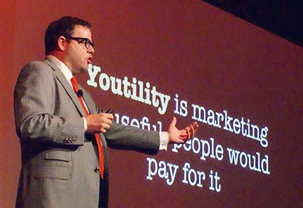 Jay Baer: Hvis du hjælper, kan du skabe kunder for livet