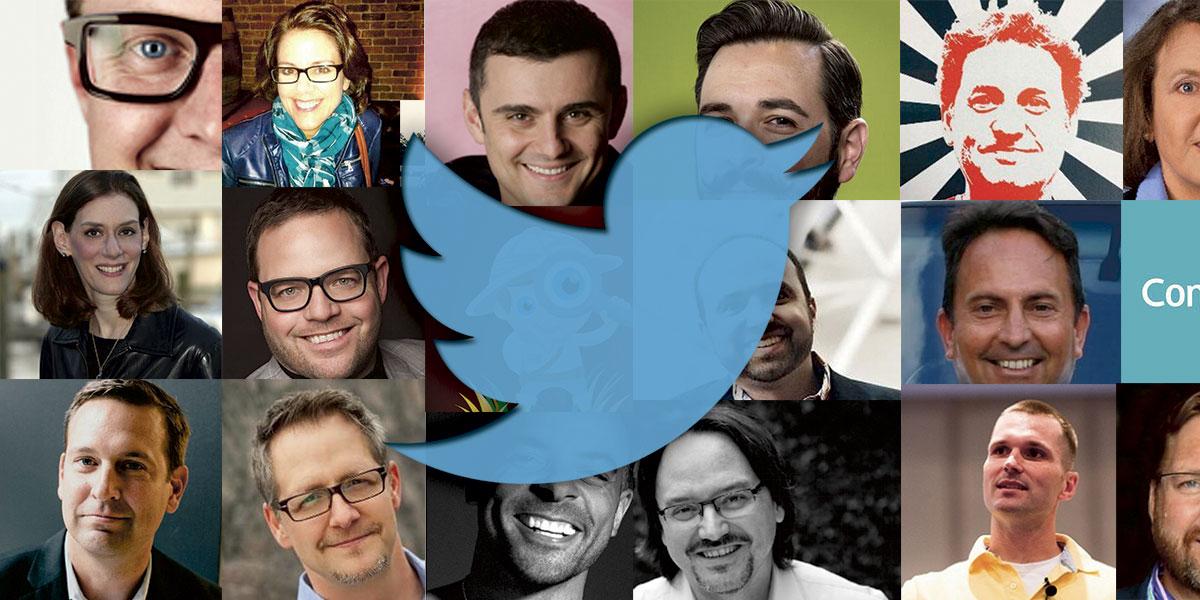 Content marketing Twitter profiler