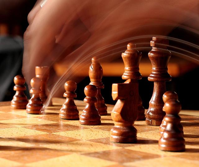 Tænk strategisk som en skakspiller