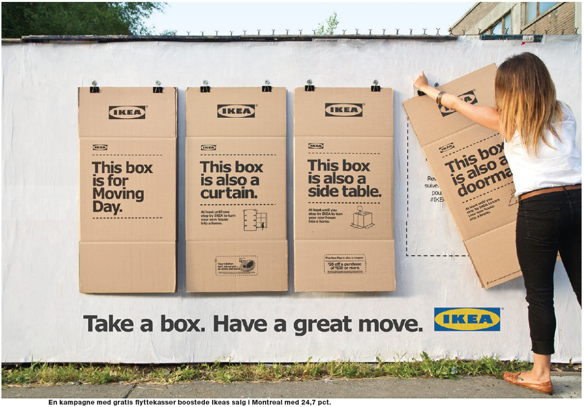 Ikea content marketing