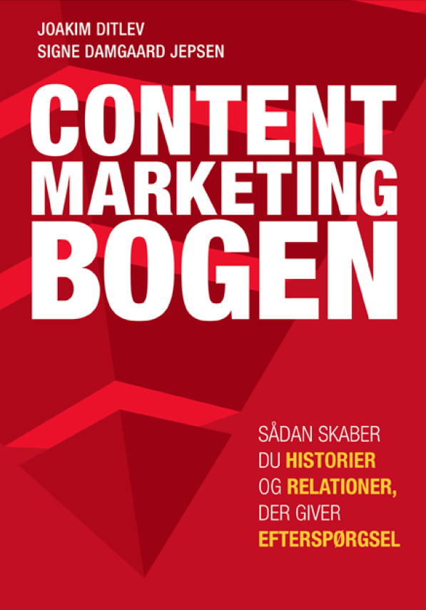 Bøger om content marketing: Her er 4 du skal læse