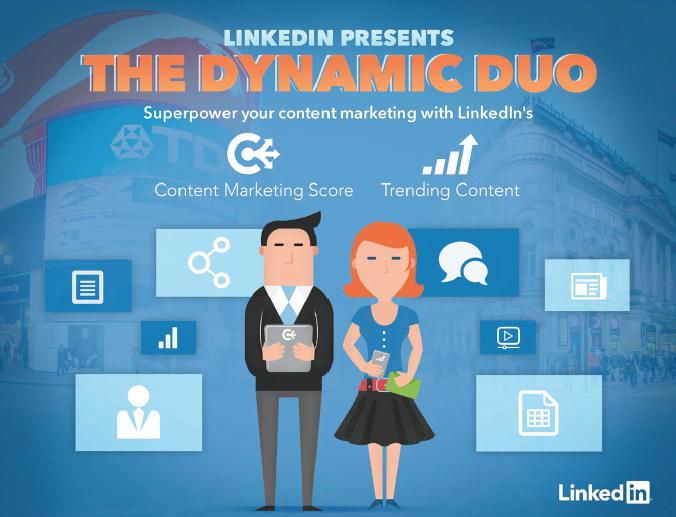 LinkedIn the dynamic duo