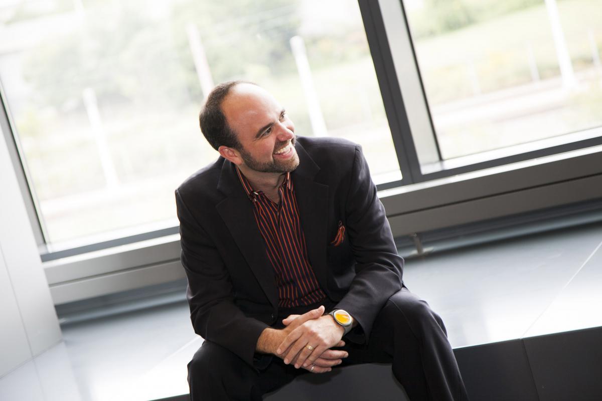 Joe Pulizzi fortæller om content marketing tenderser