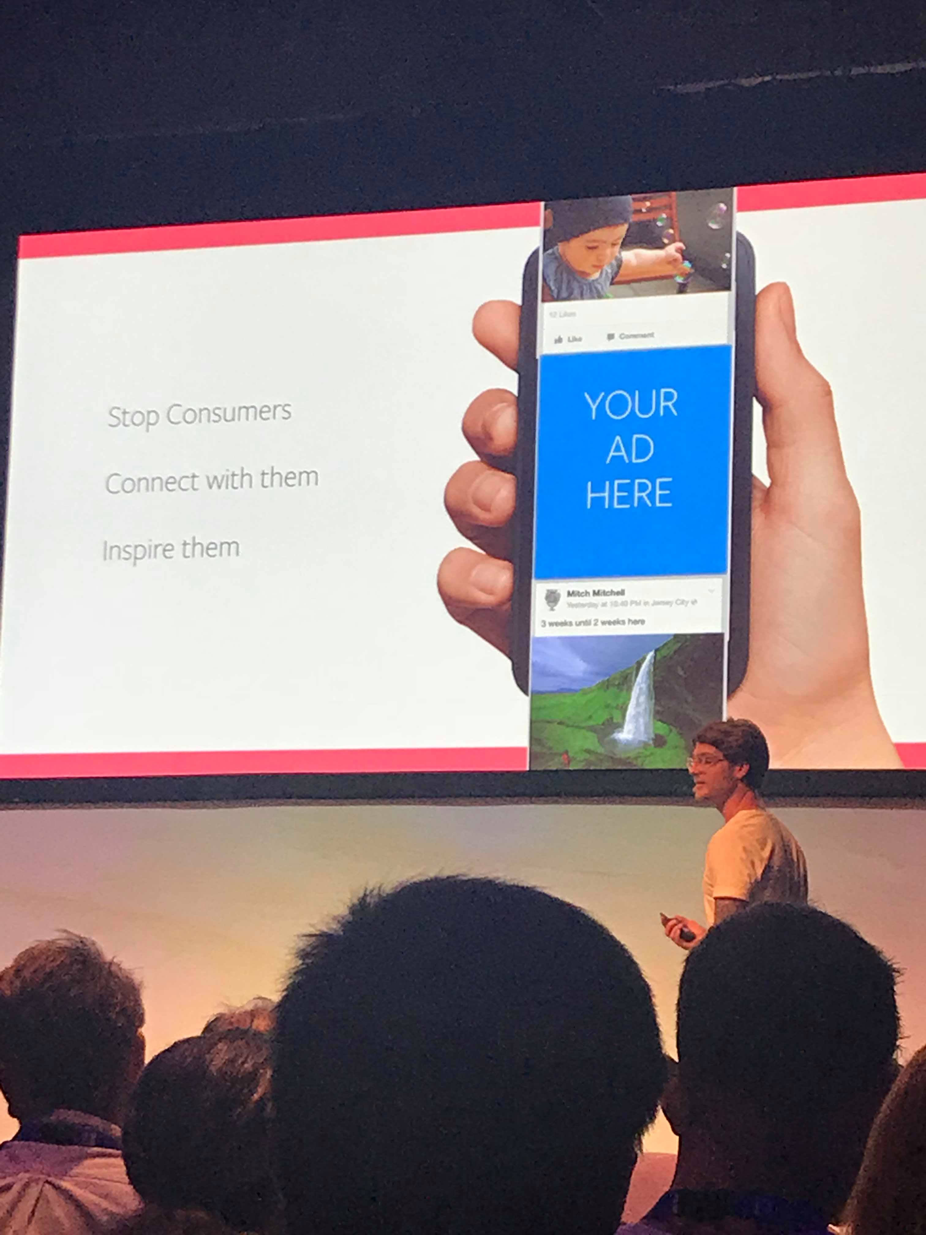 """5 takeaways fra """"Boost Your Business"""" med Facebook"""