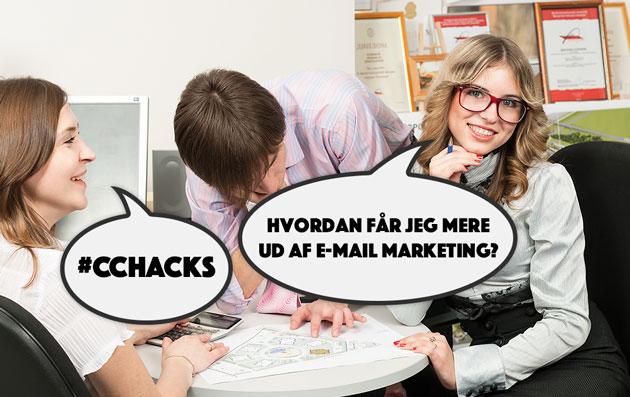 Ni tips: Få mere ud af din email marketing