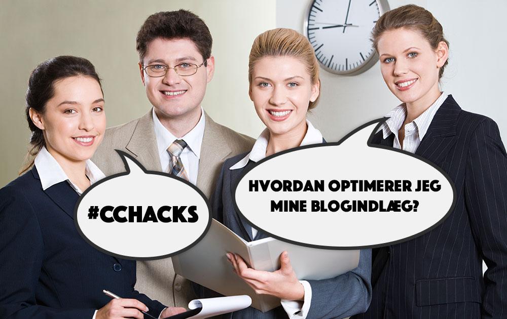 Sådan kan du optimere blogindlæg [TJEKLISTE]
