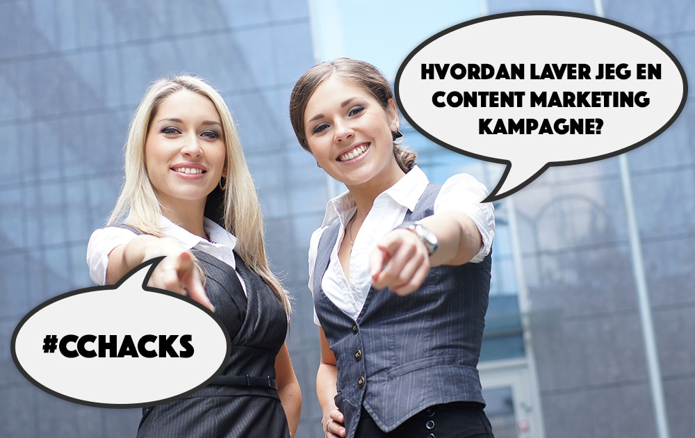 7 trin til din content marketing-kampagne