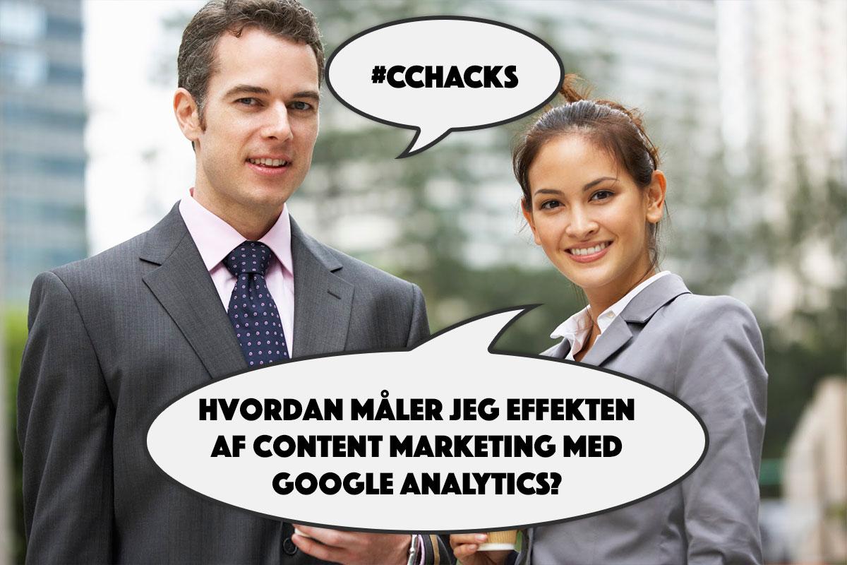 Sådan kan du måle effekten af content marketing med Google Analytics
