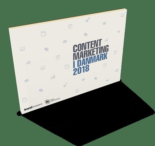 "De 5 vigtigste takeaways fra rapporten ""Content Marketing i Danmark 2018"""