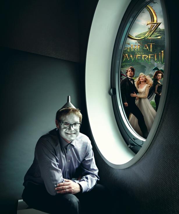 Andrew Davis som tinmand