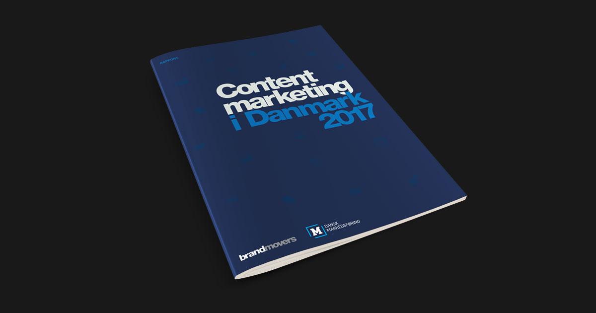 5 resultater fra rapporten 'Content marketing i Danmark', du ikke vil gå glip af
