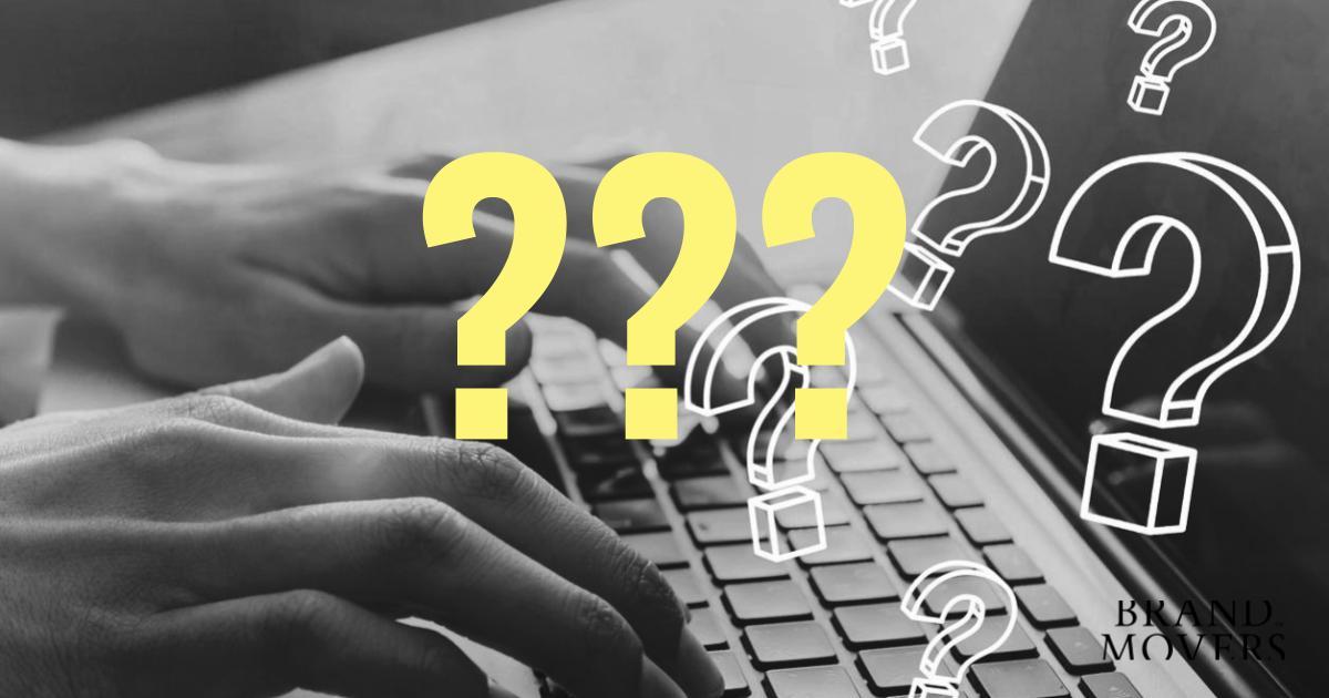 Guide: Brug hv-spørgsmål til at skrive et effektfuldt blogindlæg