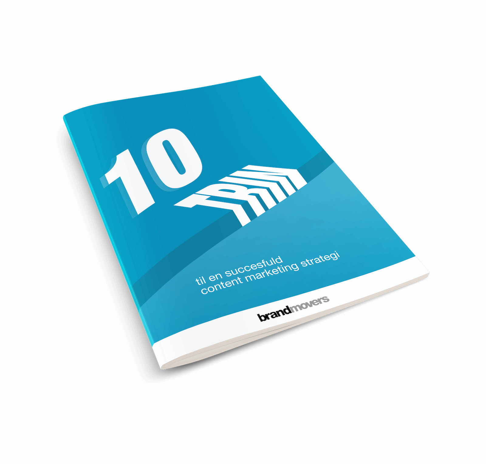 E-bog: 10 trin til en succesfuld content marketing strategi