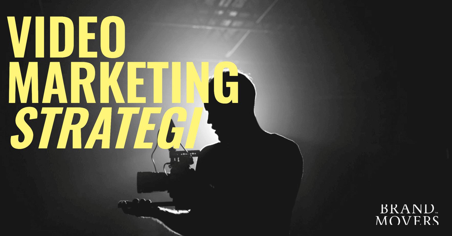 Video-marketingstrategi: 9 spørgsmål, du skal svare på for at få succes