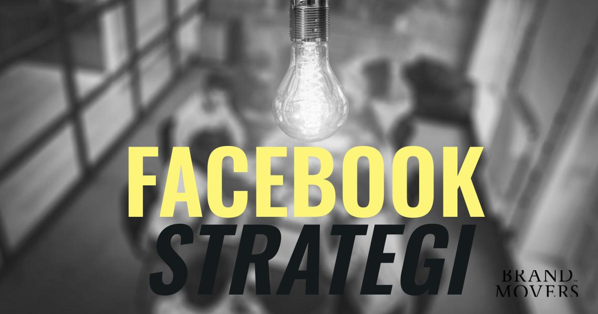 6 tips til din Facebook video marketing strategi